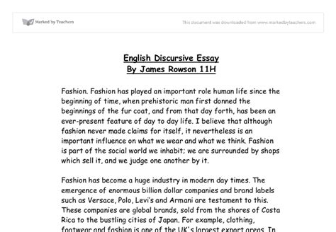 Speech on fashion among students essays png 755x523