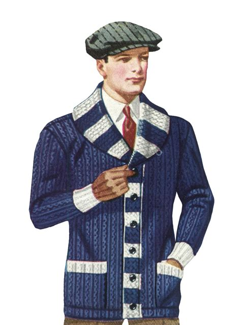 Vintage mens sweaters png 932x1255